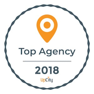 Rated a Top Agency in 2018